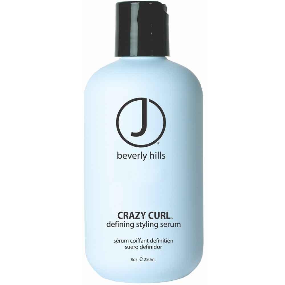 J Beverly Hills Crazy Curl defining styling serum 250 ml