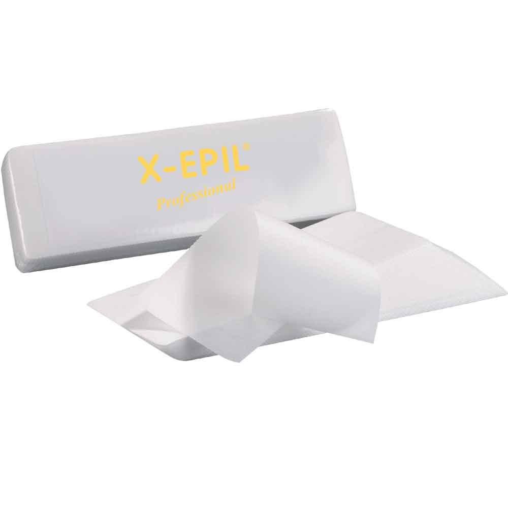 X-EPIL Vlies-Streifen kurz 23 x 7,5 cm 100 Blatt