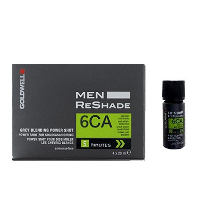 Goldwell For Men Reshade Grauhaarkascjierung 6CA CFM