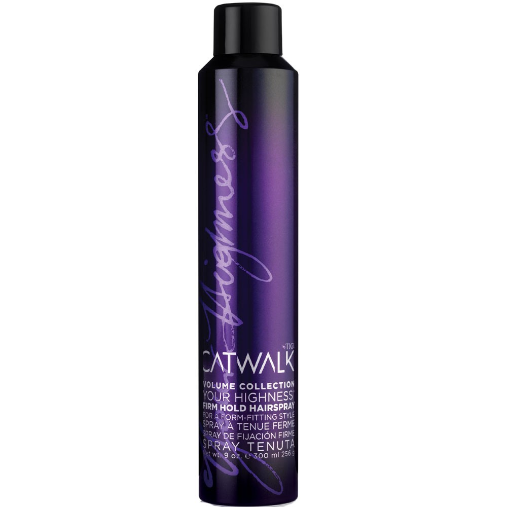 Tigi Catwalk Your Highness Firm Hold Hairspray 300 ml