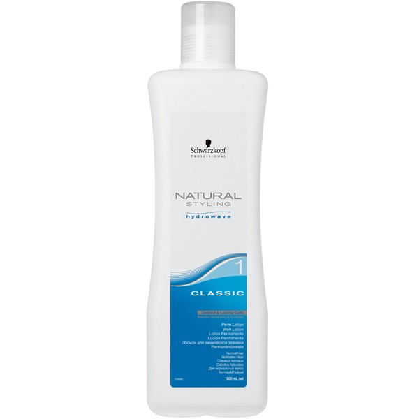Schwarzkopf Natural Styling Hydrowave Classic 1 Lotion