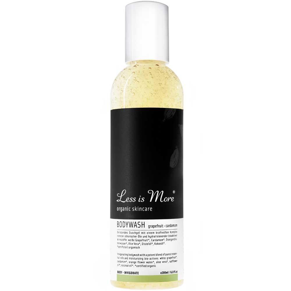 LESS IS MORE Bodywash Grape Cardamom 200 ml