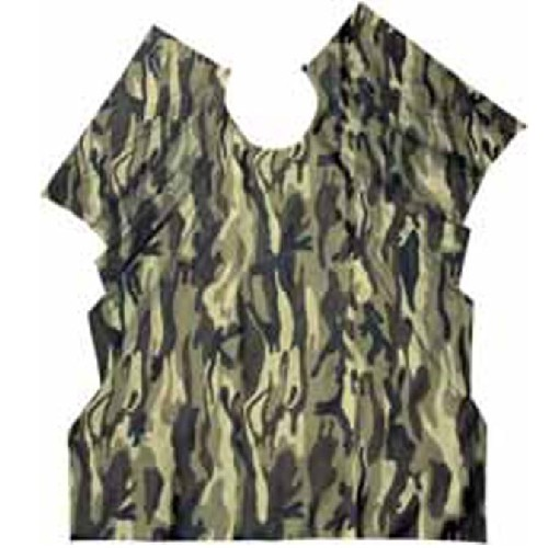 "Umhang ""Military Look"" grün"