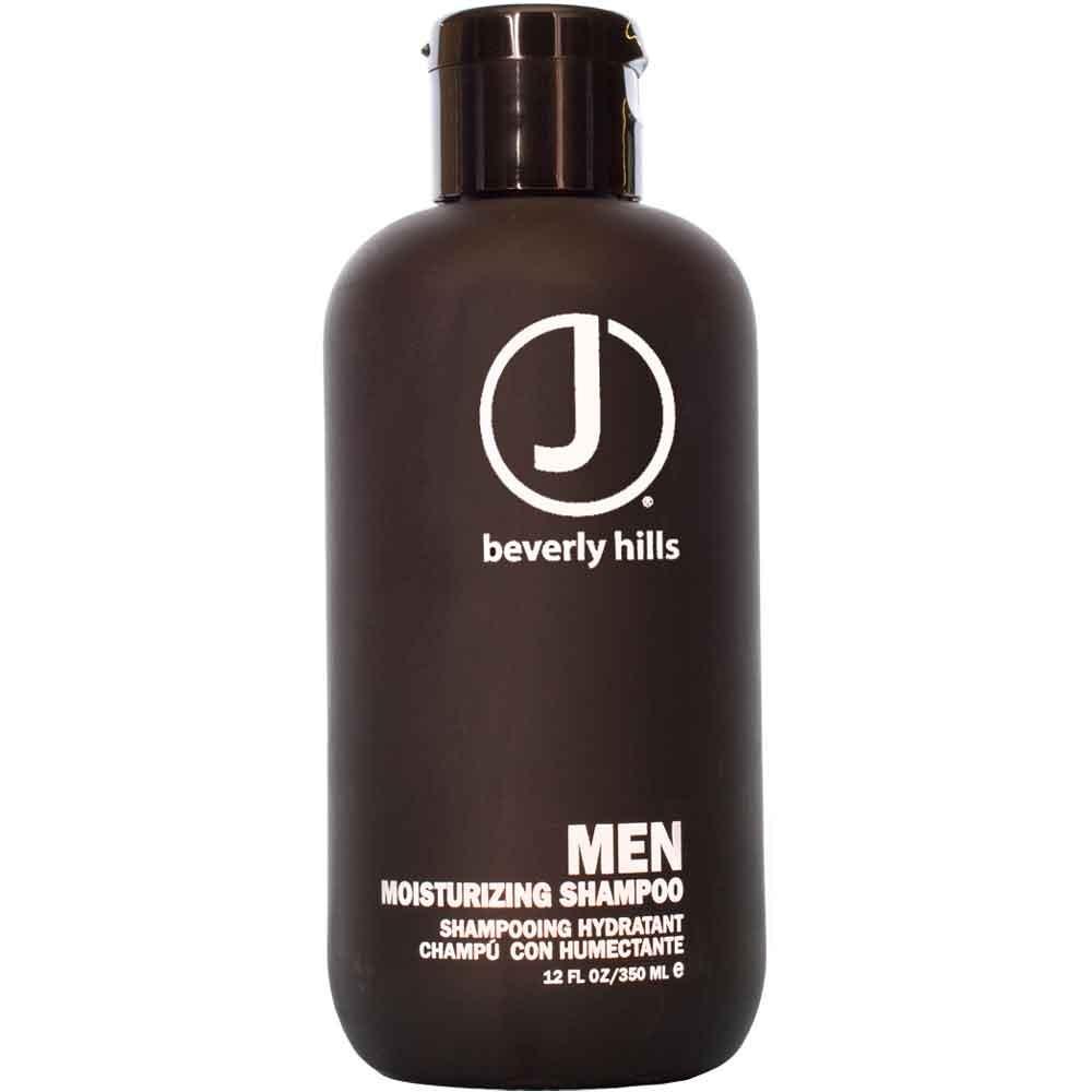 J Beverly Hills Men Moisturizing Shampoo 350 ml