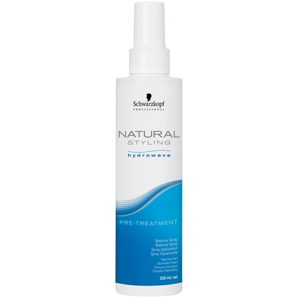 Schwarzkopf Natural Styling Hydrowave Pre-Treatment Balance