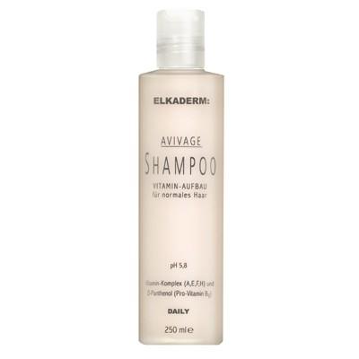 Elkaderm Avivage Vitamin Aufbau Shampoo