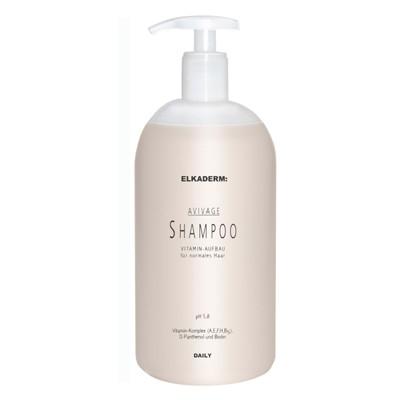Elkaderm Avivage Vitamin Aufbau Shampoo 1L