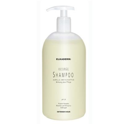 Elkaderm Avivage Kamille Antischuppen Shampoo