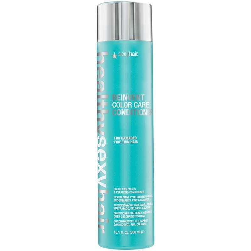 healthysexyhair Reinvent Color Care Conditioner für feines Haar 300 ml