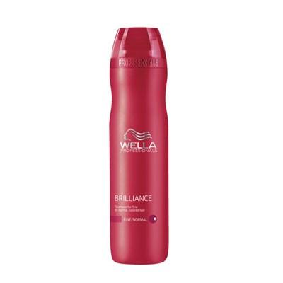 Wella Care³ Brilliance Shampoo feines/normales Haar