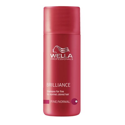 Wella Care³ Brilliance Shampoo feines/normales Haar