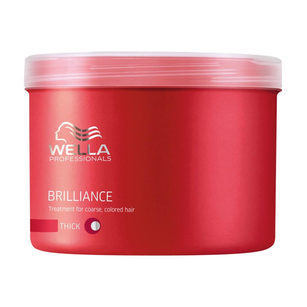 Wella Care³ Brilliance Mask kräftiges, coloriertes Haar