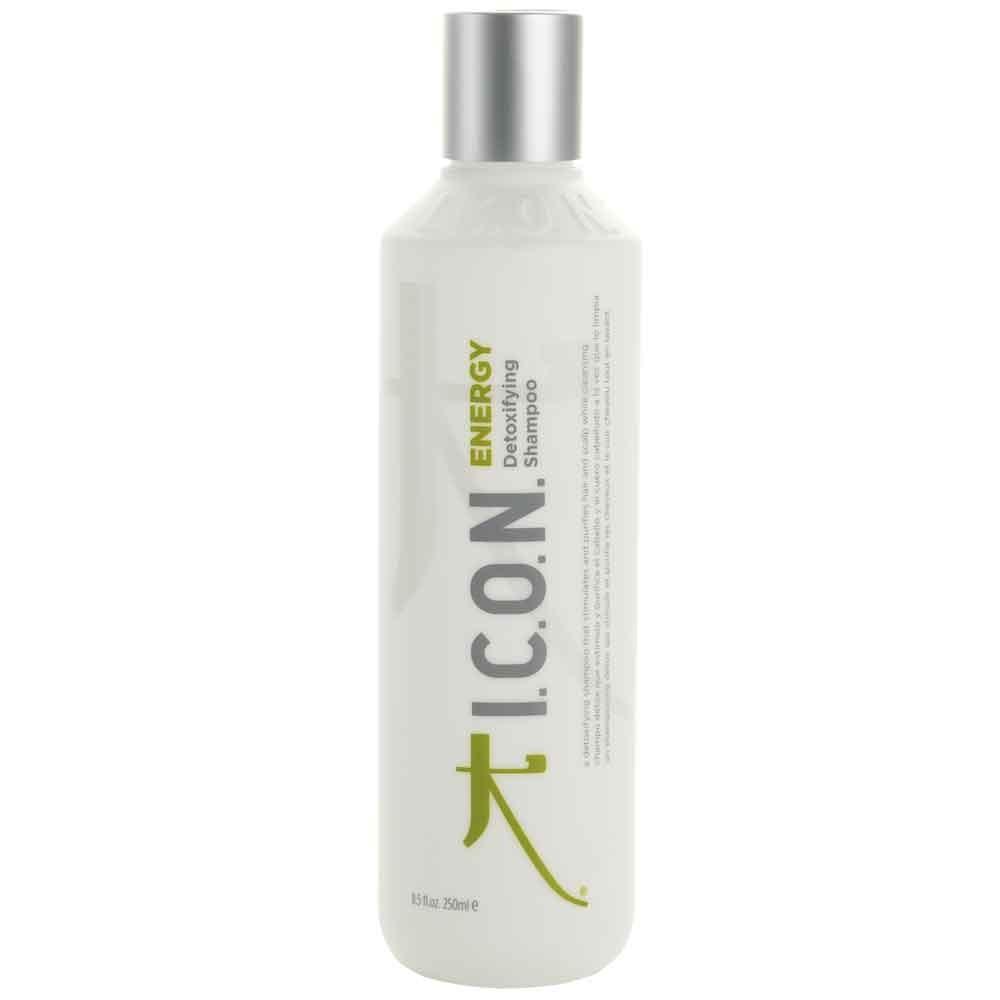 ICON Energy Detoxifying Shampoo 250 ml