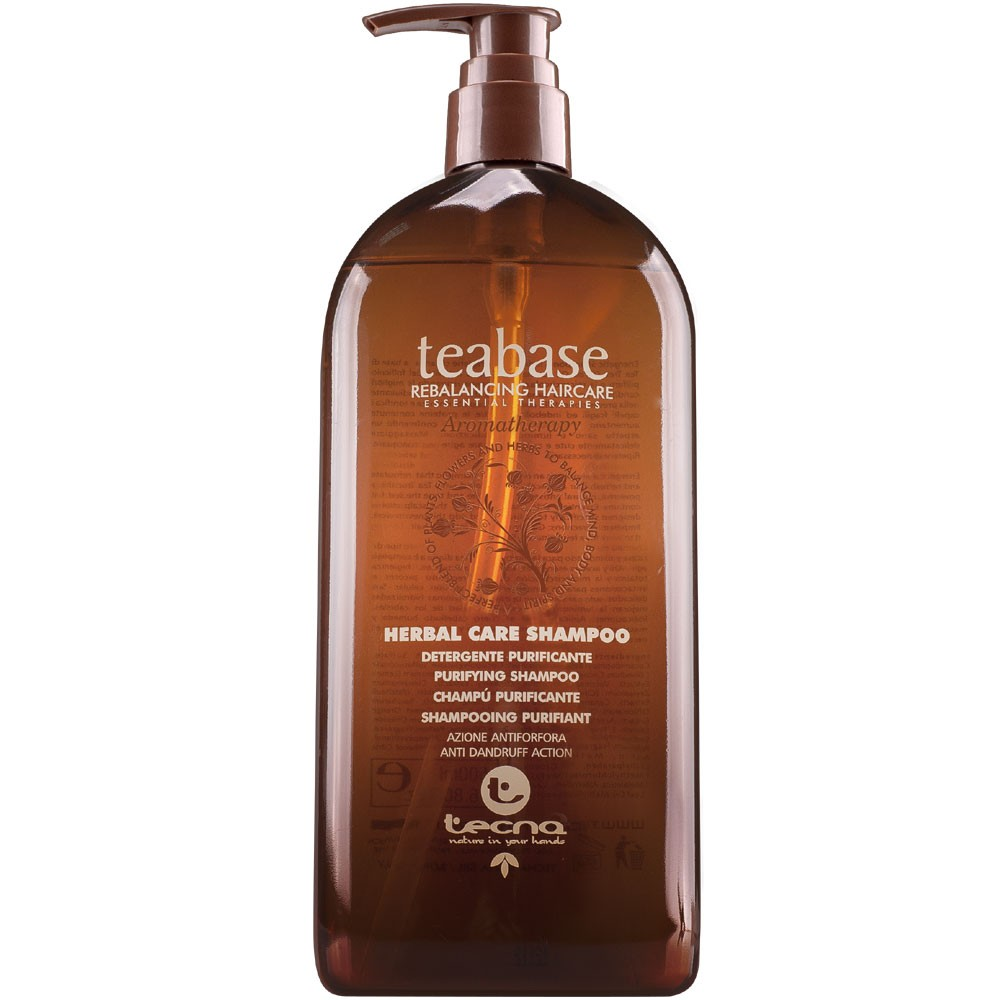 Tecna Teabase Herbal Care Shampoo 500 ml