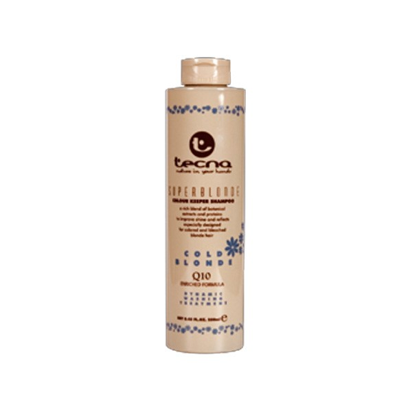 Tecna Color Keeper Superblond Cold Shampoo 250 ml