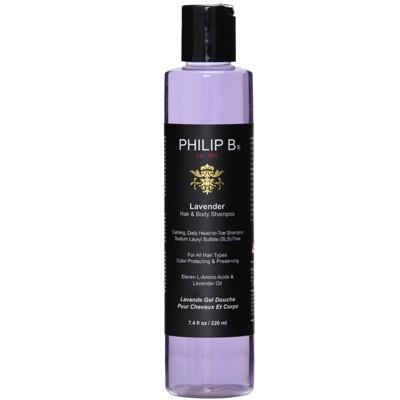 Philip B. Lavender Hair & Body Shampoo 220 ml