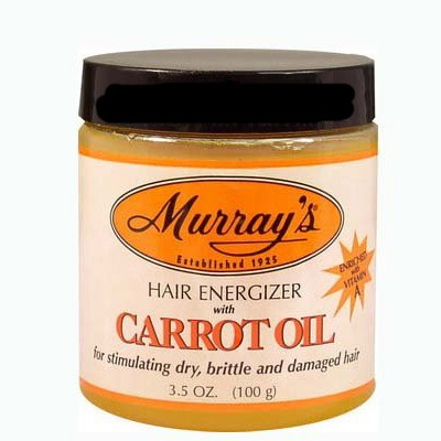 Murray´s Hair Energizer with Carrot-Oil Pomade