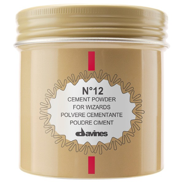 DAVINES For Wizards No.12 Cement Powder