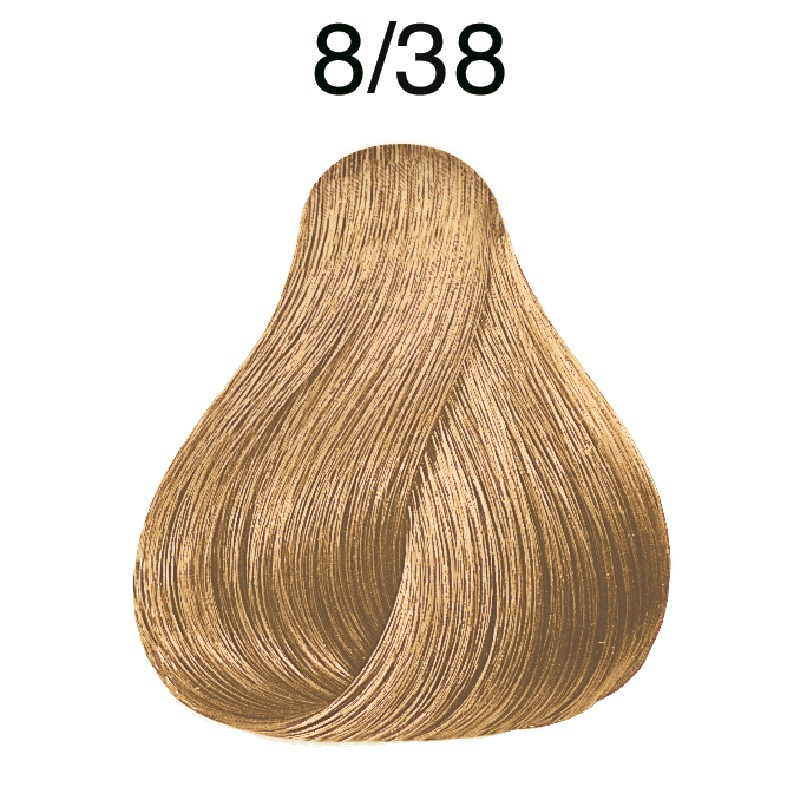 Wella Color Touch Rich Naturals 8/38 hellblond gold-perl