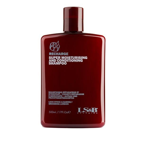 LS&B Grooming Recharge Shampoo 500ml