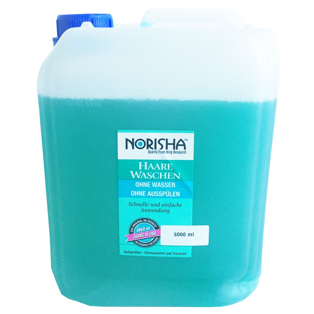 NORISHA Sprüh-Shampoo Nachfüllkanister 5000 ml