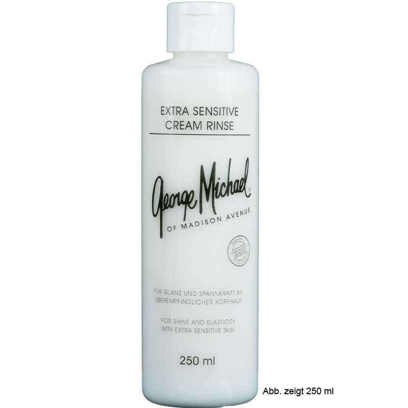 George Michael Extra Sensitive Cream Rinse 1000 ml