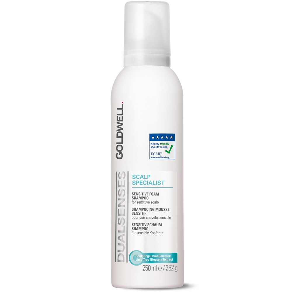Goldwell Dualsenses Scalp Specialist Foam Shampoo 250 ml