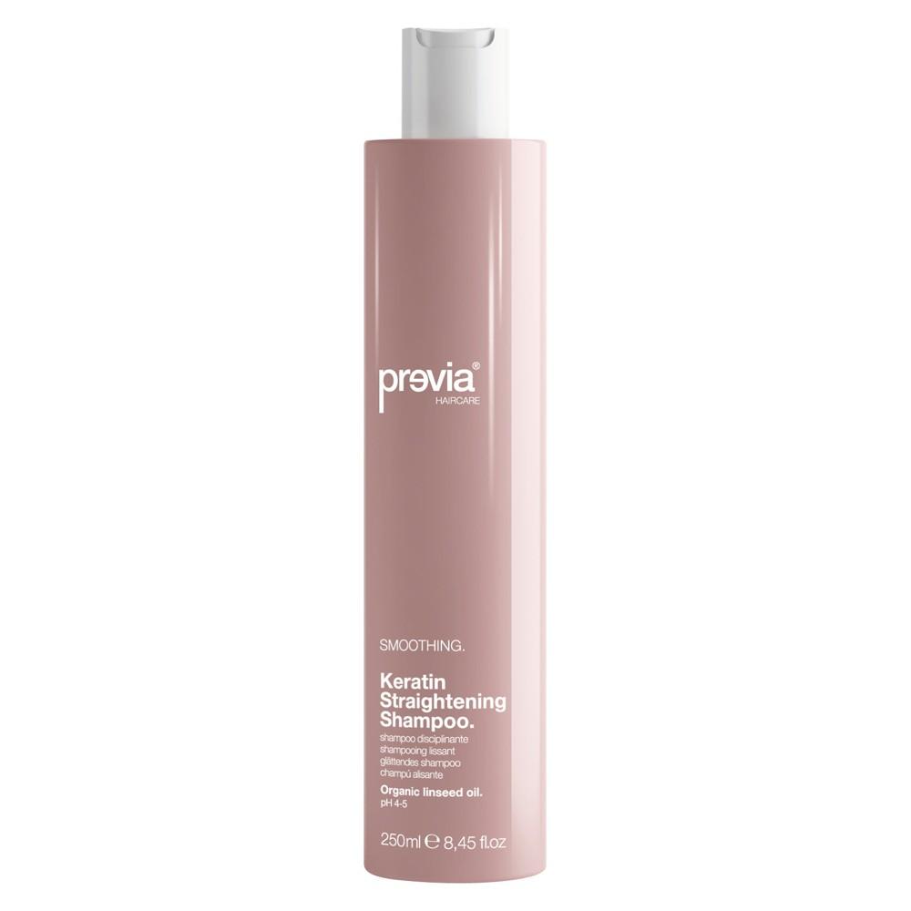 Previa Smoothing Keratin Straightening Shampoo 250 ml