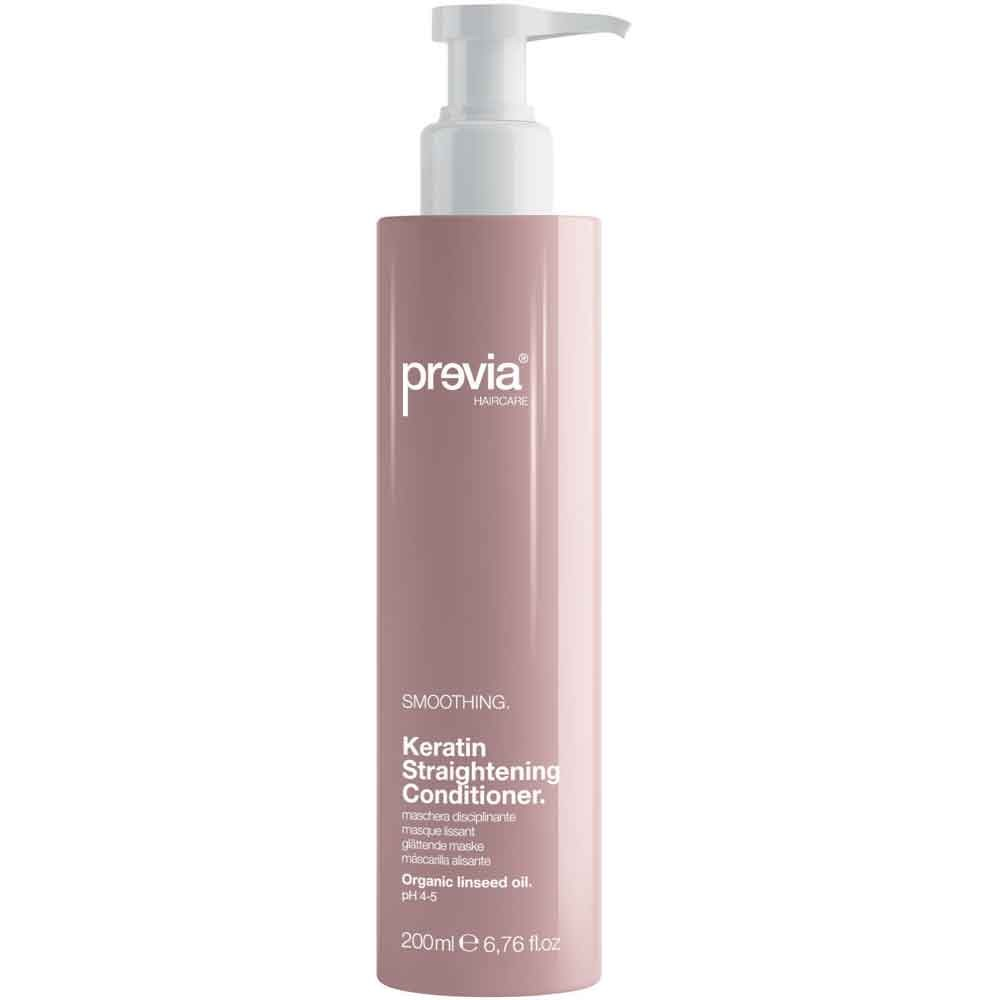 Previa Smoothing Keratin Straightening Conditioner 200 ml