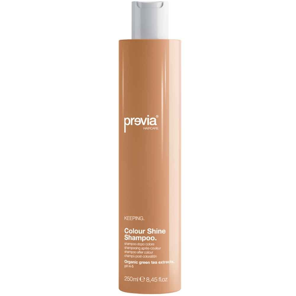 Previa Keeping Colour Shine Shampoo 250 ml