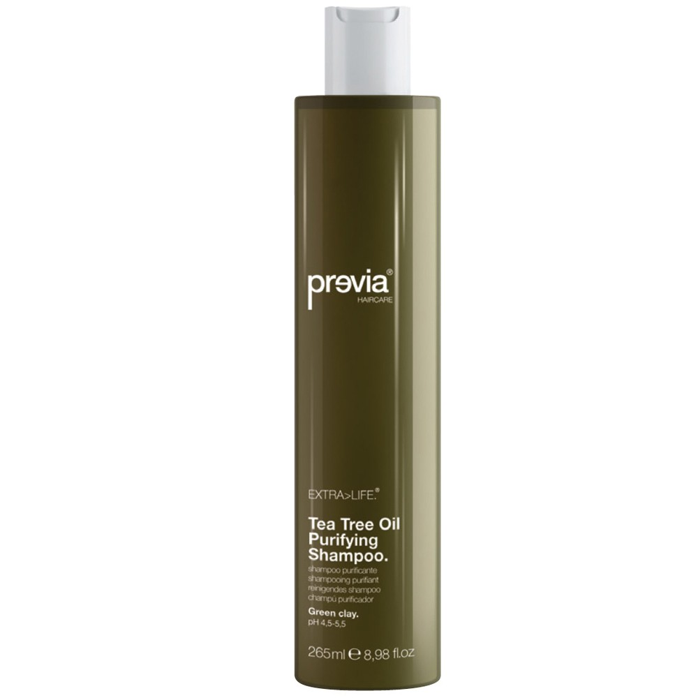 Previa Extra Life Purifying Shampoo 265 ml