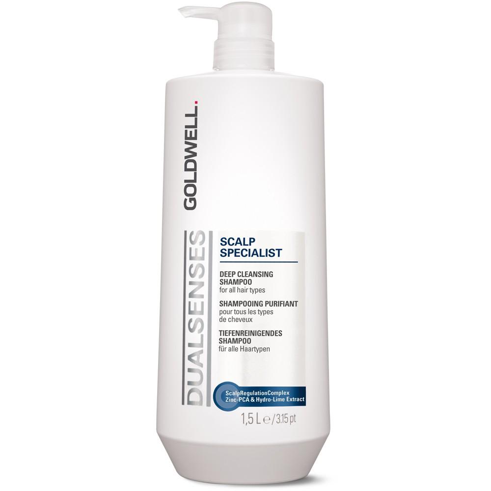 Goldwell Dualsenses Scalp Specialist  Deep Cleansing Shampoo 1500 ml