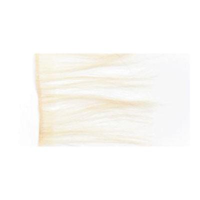 L'IMAGE Tresse,weiß, 10cm B x 25 cm L