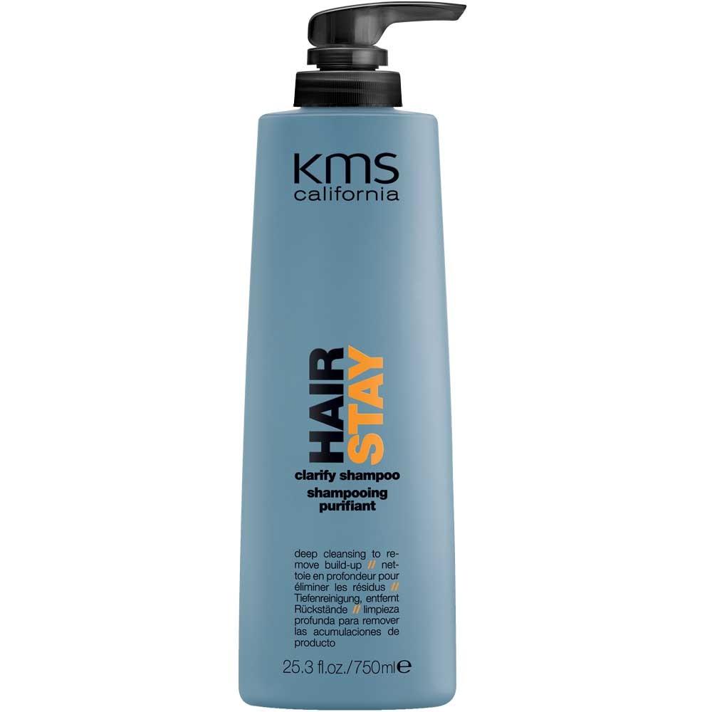KMS Hairstay Clarify Shampoo 750 ml