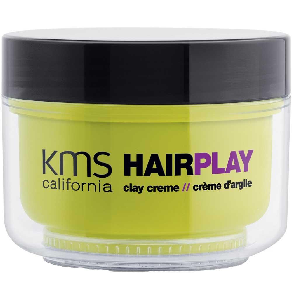 KMS Hairplay Clay Creme 125 ml
