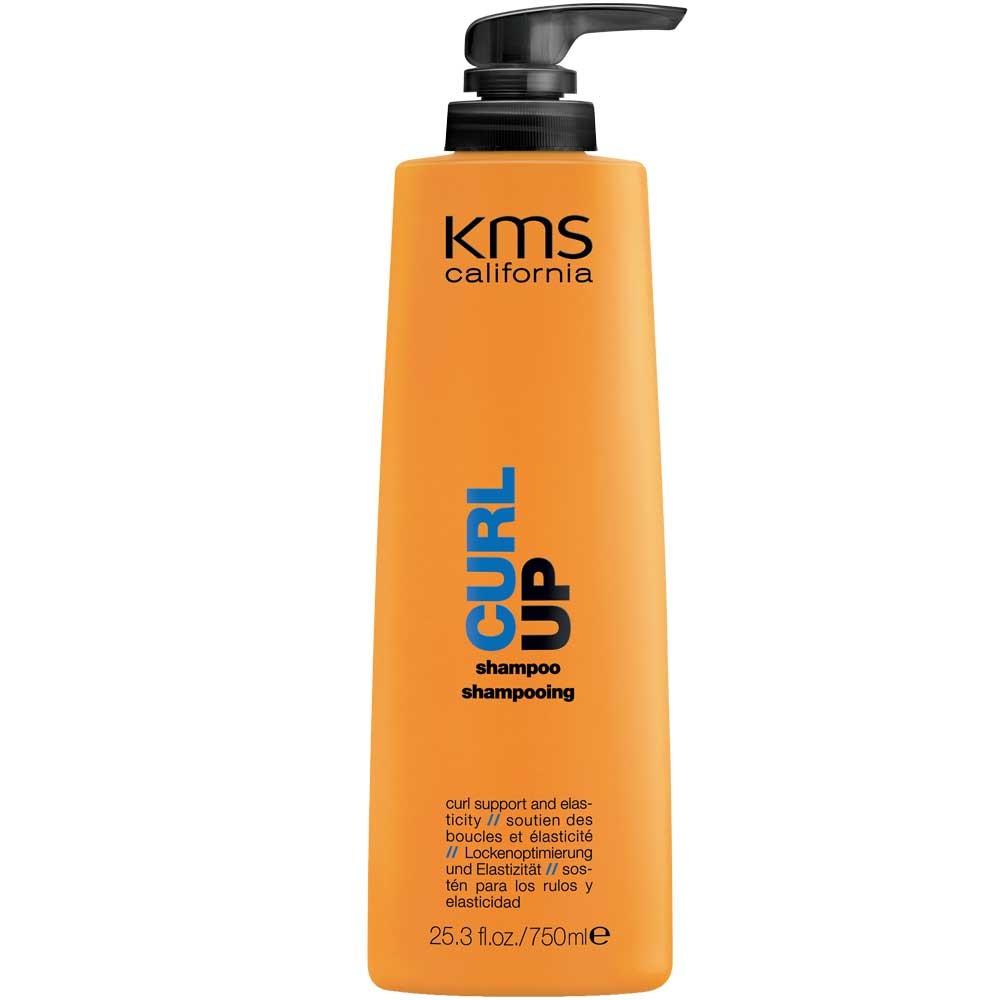 KMS Curlup Shampoo 750 ml