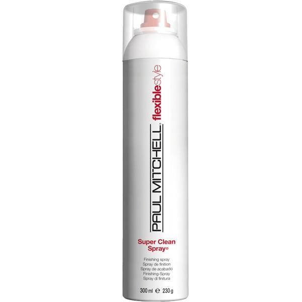 Paul Mitchell Style medium hold Super Clean Spray