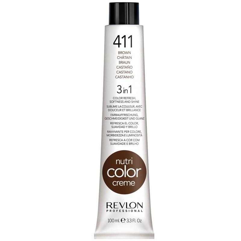 Revlon Nutri Color Braun 411