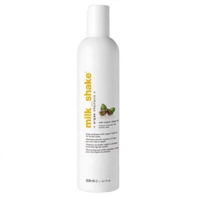 milk_shake no frizz glistening argan shampoo