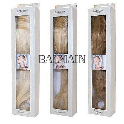 Balmain Elegance Zopf Monaco Honey Blonde;Balmain Elegance Zopf Monaco Honey Blonde
