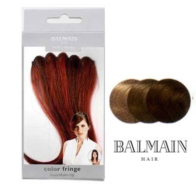 Balmain Hair Make Up Color Fringe DARK SAND