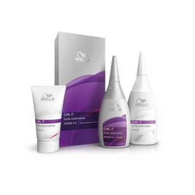 Wella Curl it Extra Conditioning KIT Intense N/F Dauerwelle