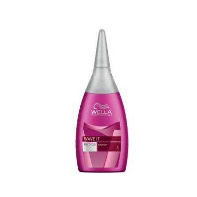 Wella Wave it Well-Lotion Mild C/S