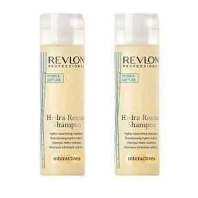 Revlon Interactives Hydra Rescue Shampoo Duo