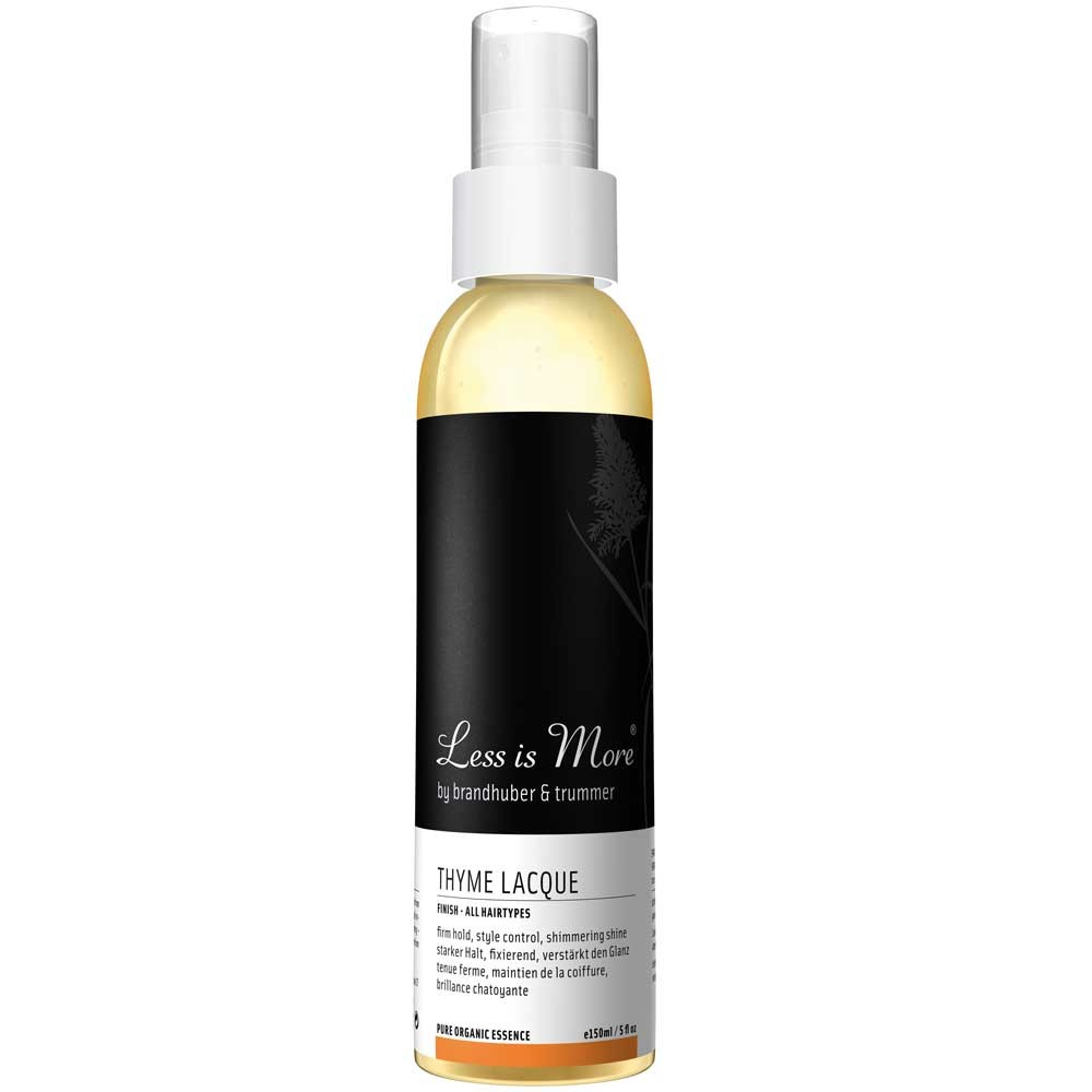 LESS IS MORE Thyme Laque 150 ml