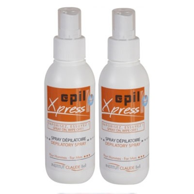 EpilXpress Spray Hommes 2x 125 ml