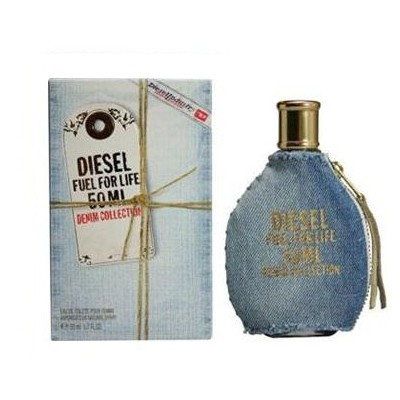 Diesel Fuel For Life Denim Collection Woman 50 ml