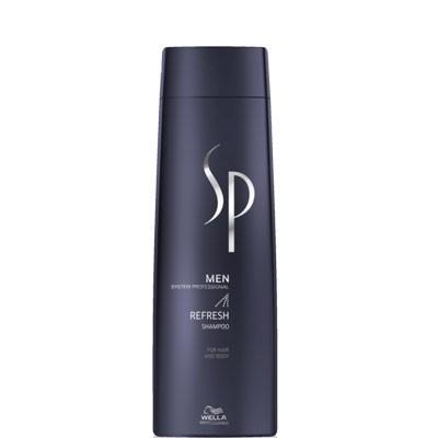 Wella SP Just Men Refresh Shampoo