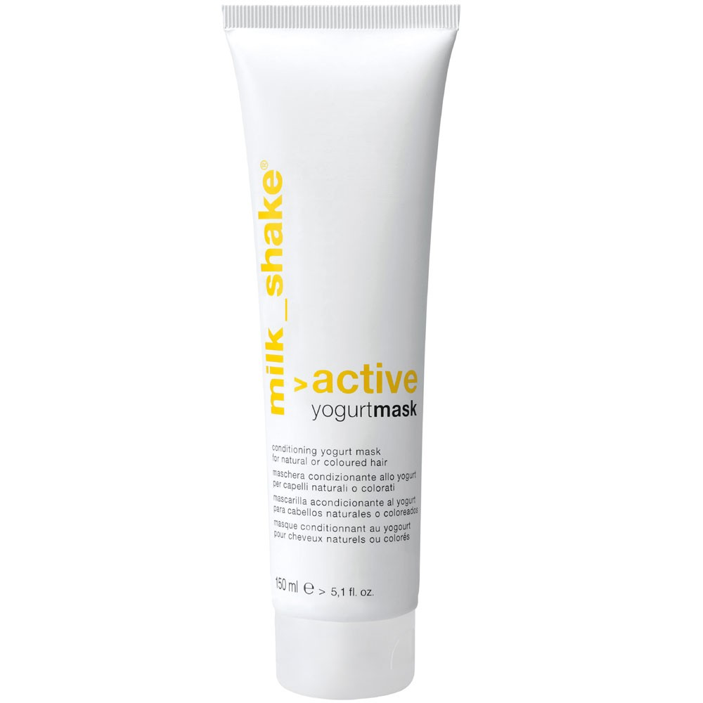 milk_shake natural care active yogurt mask 150 ml