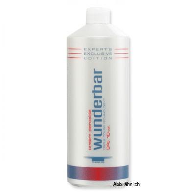 Wunderbar Hair Color Cream Peroxide